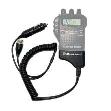 Adaptor Midland pentru alimentare 12V si antena exterioara pentru statii portabile Alan 52 si 42