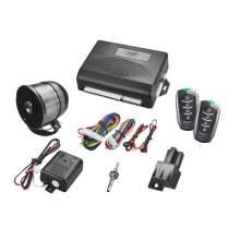 Alarma auto PNI OV288 cu 2 telecomenzi, modul inchidere centralizata si sirena de avertizare