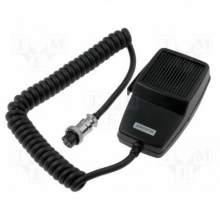 Microfon Megawat cu 4 pini, tip dinamic