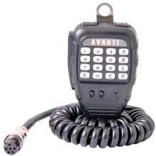 Microfon condensator mare cu taste pentru Avanti Primo