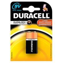 Baterie alcalina 9V DURACELL Duralock