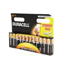 Baterie alcalina DURACELL AA / R6 blister 12 bucati