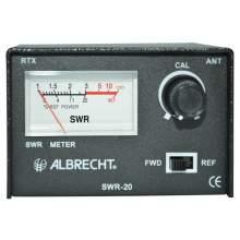 Reflectometru Albrecht SWR-20