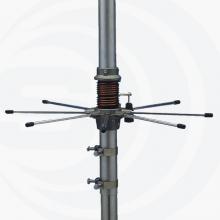 Antena fixa de baza Sirio 827 5/8λ