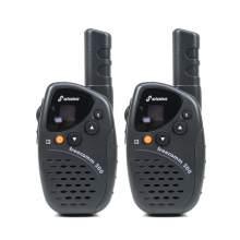 Statie Radio PMR (Walkie Talkie) Stabo Freecomm 200, set 2 bucati