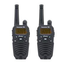 Statie Radio PMR (Walkie Talkie) Stabo Freecomm 700, set 2 bucati