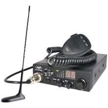 Kit Statie Radio PNI Escort 8000L ASQ + Antena PNI Extra 45 cu magnet