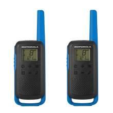 Statie Radio PMR portabila Motorola TALKABOUT T62 BLUE set cu 2 buc