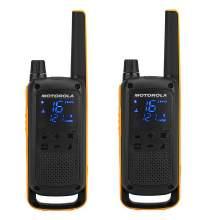 Statie Radio PMR portabila Motorola TALKABOUT T82 Extreme Quad set 2 buc