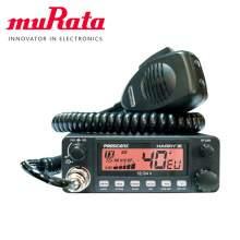 President Harry III 12-24V Statie Radio CB cu filtre Murata
