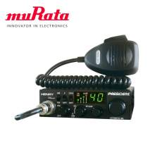 President Henry ASC Classic 12-24V Statie Radio CB cu filtre Murata, 4W