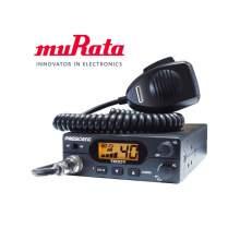 President Teddy Statie Radio CB cu filtre Murata, 4W