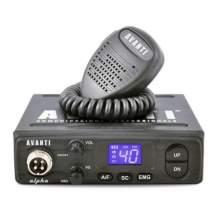 Statie Radio CB Avanti Alpha 4-10W ASQ