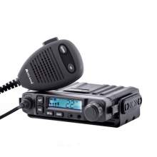 Statie Radio CB Midland M-Mini 4W, ASQ reglabil, RF Gain