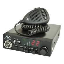 Statie Radio CB PNI Escort HP 8024, 12-24V, ASQ reglabil