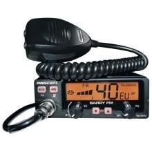 Statie Radio CB President Barry FM, 12-24V, putere comutabila 4-20W