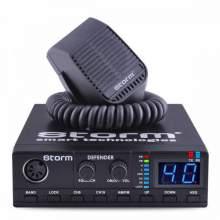 Statie Radio CB Storm Defender III 2019, 4W, ASQ