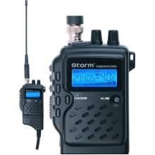 Statie Radio CB Storm TurboExplorer Portabila 4W